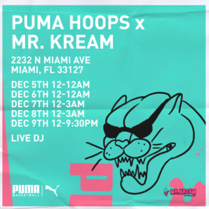 Mr Kream x Puma